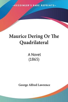 Maurice Dering Or The Quadrilateral Cover Image