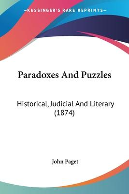 Paradoxes and Puzzles