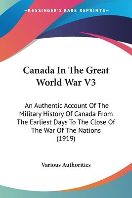 Canada in the Great World War V3