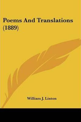 Poems and Translations (1889)