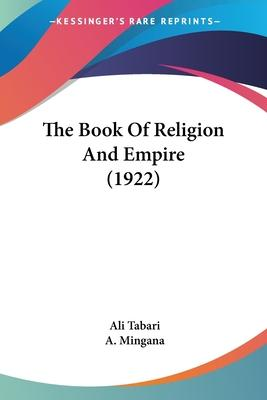 The Book of Religion and Empire (1922)
