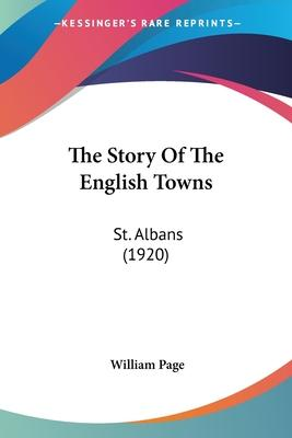 The Story of the English Towns