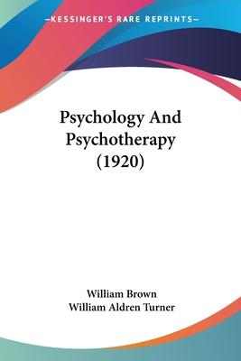 Psychology and Psychotherapy (1920)