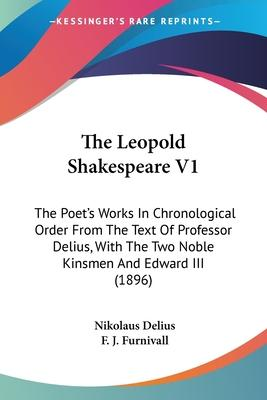 The Leopold Shakespeare V1