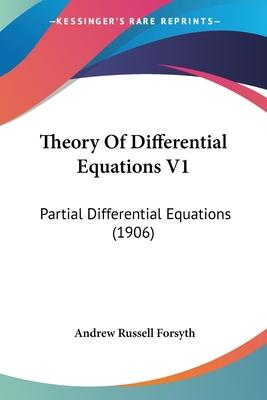 Theory of Differential Equations V1