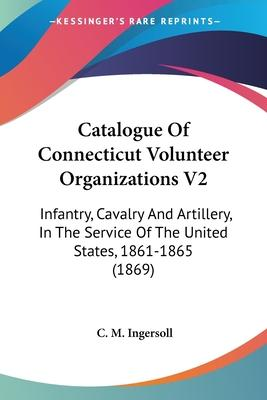 Catalogue of Connecticut Volunteer Organizations V2