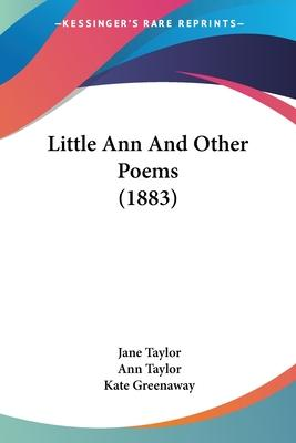Little Ann and Other Poems (1883)