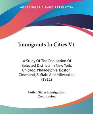 Immigrants in Cities V1