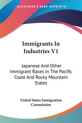 Immigrants in Industries V1