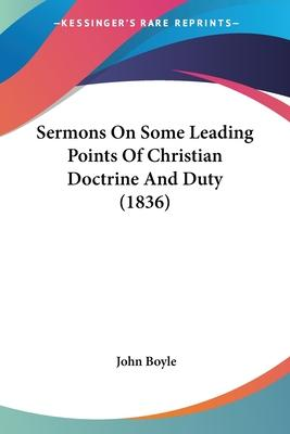 Sermons on Some Leading Points of Christian Doctrine and Duty (1836)