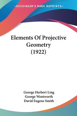 Elements of Projective Geometry (1922)
