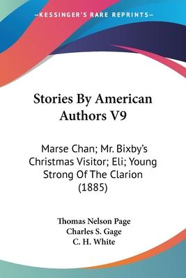 Stories by American Authors V9