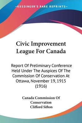 Civic Improvement League for Canada