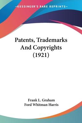 Patents, Trademarks and Copyrights (1921)