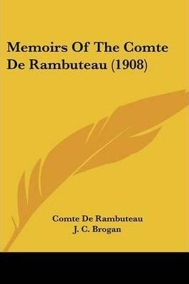 Memoirs of the Comte de Rambuteau (1908)