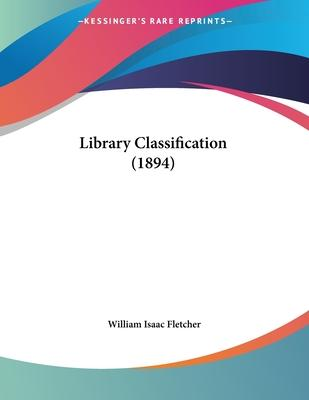 Library Classification (1894)