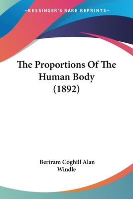 The Proportions of the Human Body (1892)