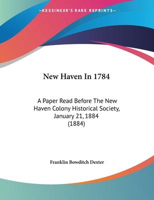 New Haven in 1784