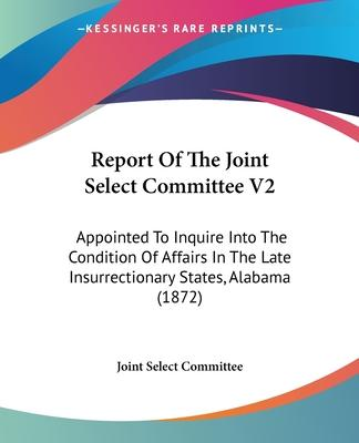 Report of the Joint Select Committee V2