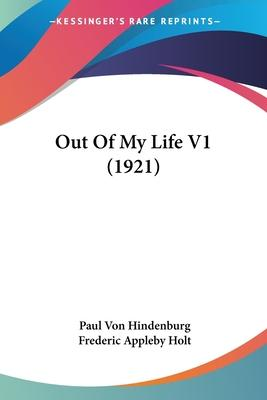 Out of My Life V1 (1921)