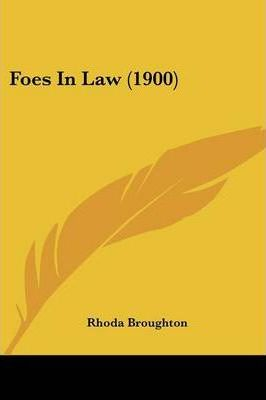 Foes in Law (1900)
