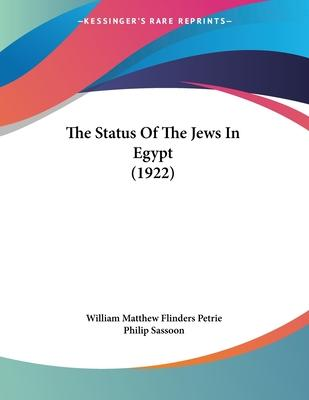 The Status of the Jews in Egypt (1922)