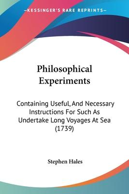 Philosophical Experiments