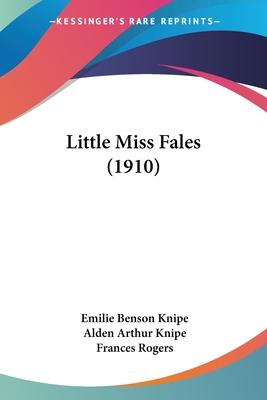 Little Miss Fales (1910) Cover Image