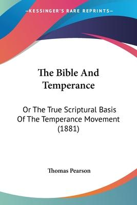 The Bible and Temperance