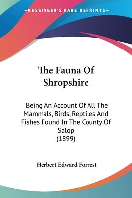 The Fauna of Shropshire