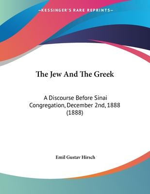 The Jew and the Greek