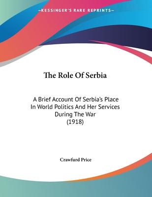 The Role of Serbia