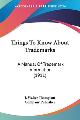 Things to Know about Trademarks