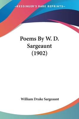 Poems by W. D. Sargeaunt (1902)