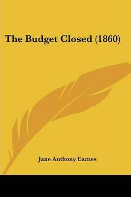 The Budget Closed (1860)