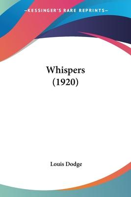Whispers (1920)