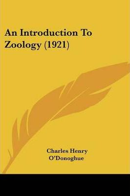 An Introduction to Zoology (1921)