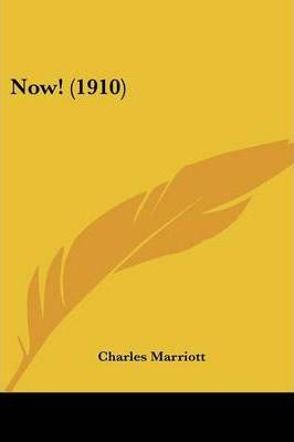 Now! (1910) Cover Image