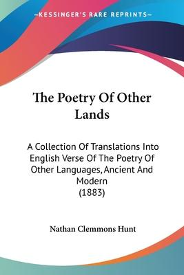 The Poetry of Other Lands
