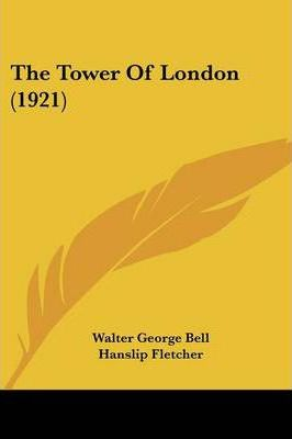 The Tower of London (1921)