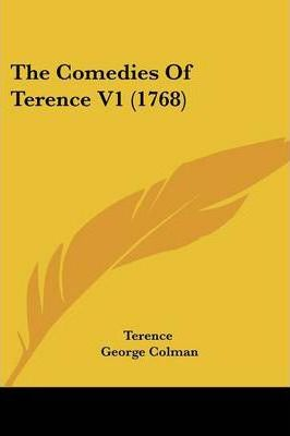 The Comedies of Terence V1 (1768)