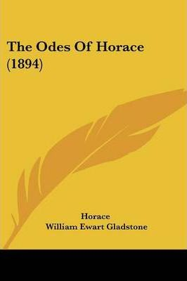 The Odes of Horace (1894)