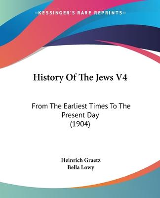 History of the Jews V4