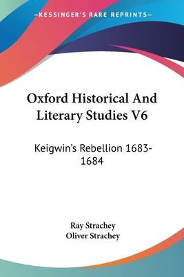 Oxford Historical and Literary Studies V6