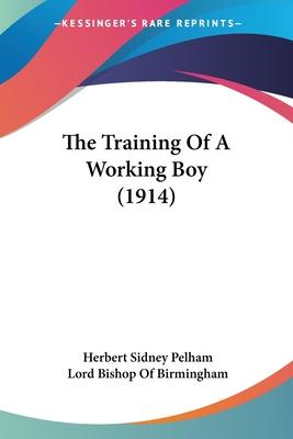 The Training of a Working Boy (1914)