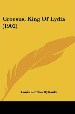 Croesus, King of Lydia (1902)