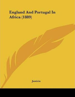 England and Portugal in Africa (1889)