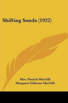 Shifting Sands (1922) Cover Image