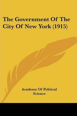 The Government of the City of New York (1915)