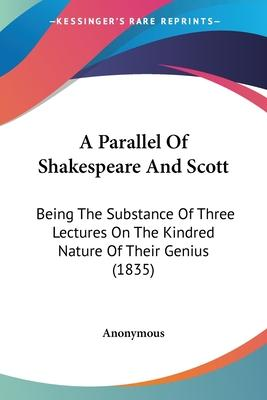 A Parallel of Shakespeare and Scott